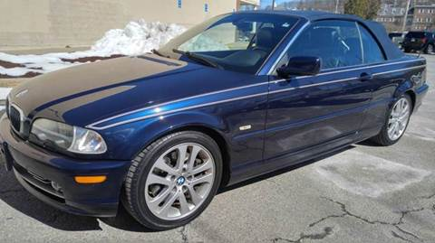 2002 BMW 3 Series for sale in North Andover, MA