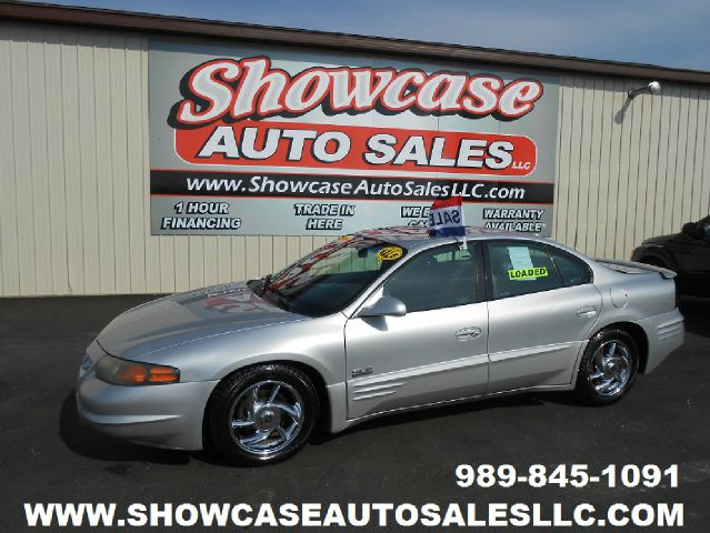 2001 pontiac bonneville for sale in chesaning mi. Black Bedroom Furniture Sets. Home Design Ideas