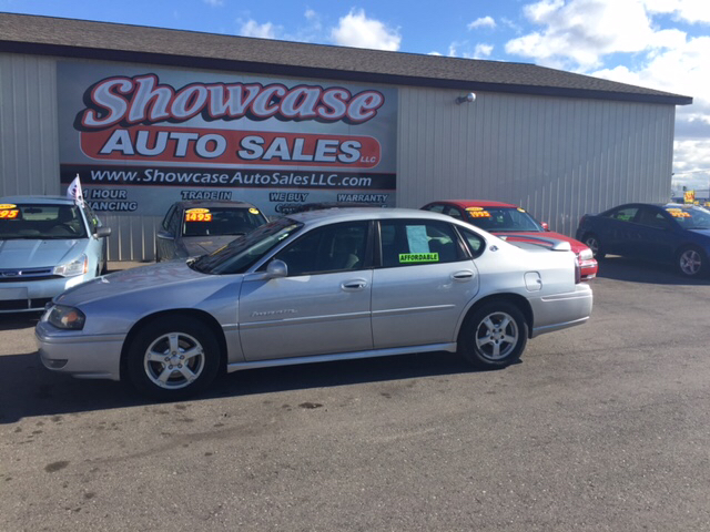 2004 chevrolet impala for sale in gainesville fl. Black Bedroom Furniture Sets. Home Design Ideas