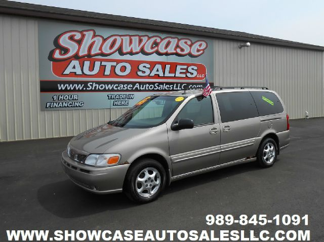used 2002 oldsmobile silhouette gls 4dr ext minivan in chesaning mi at showcase auto sales llc. Black Bedroom Furniture Sets. Home Design Ideas