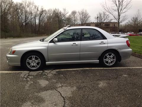 2003 Subaru Impreza for sale in Poughkeepsie, NY