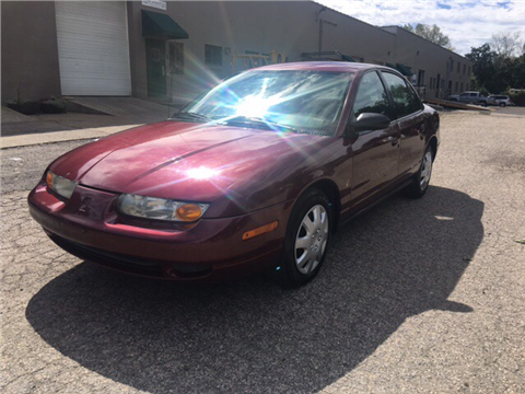 2002 Saturn S Series For Sale In New York Carsforsale