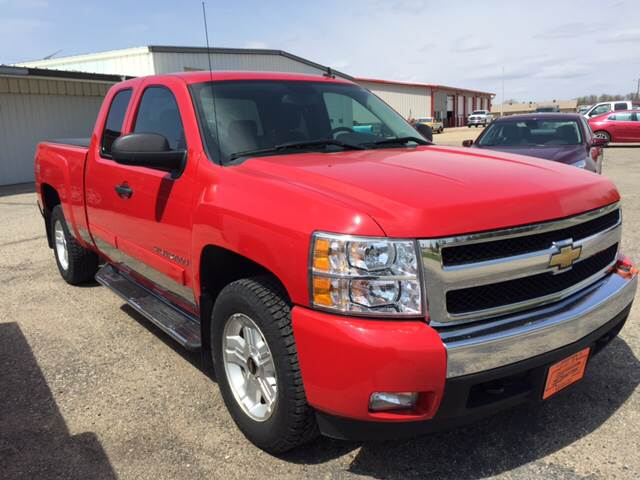2008 chevrolet silverado 1500 lt1 4wd 4dr extended cab 6 5 ft sb in rugby nd d s motors. Black Bedroom Furniture Sets. Home Design Ideas