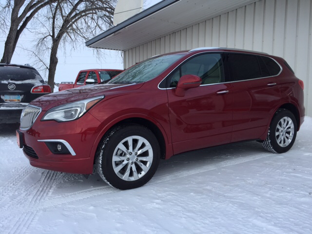 2017 buick envision essence awd 4dr crossover in rugby nd d s motors. Black Bedroom Furniture Sets. Home Design Ideas