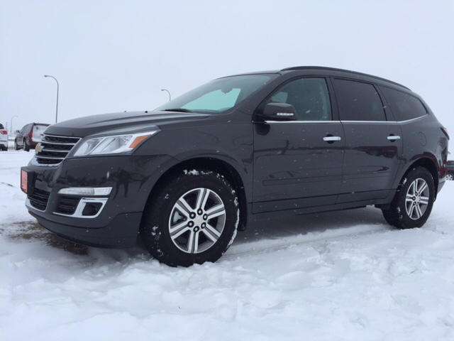 2016 chevrolet traverse awd lt 4dr suv w 1lt in rugby nd d s motors. Black Bedroom Furniture Sets. Home Design Ideas