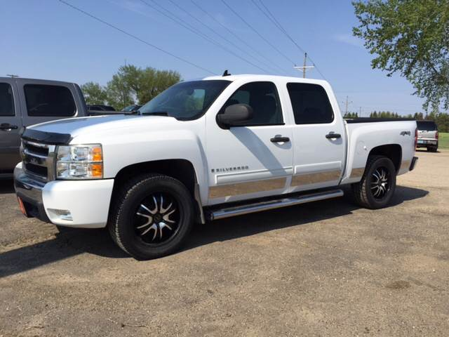 2008 chevrolet silverado 1500 lt1 pickup crew cab 4wd in rugby nd d s motors. Black Bedroom Furniture Sets. Home Design Ideas