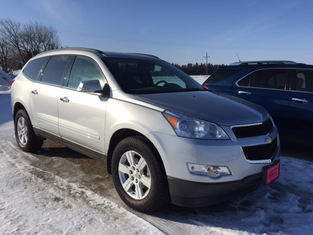 2012 Chevrolet Traverse Lt 4dr Suv W 1lt For Sale In