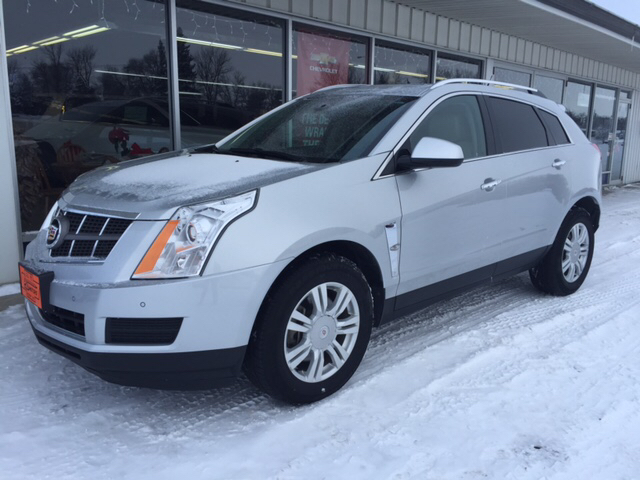 2012 cadillac srx luxury collection awd 4dr suv in rugby nd d s motors. Black Bedroom Furniture Sets. Home Design Ideas