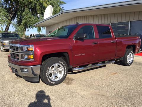 Chevrolet Trucks For Sale North Dakota