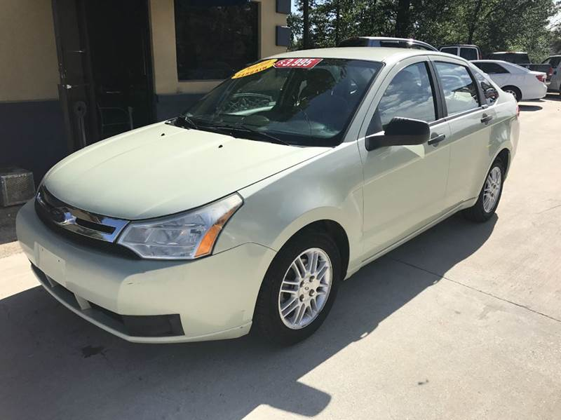 2010 Ford Focus SE 4dr Sedan - Denham Springs LA