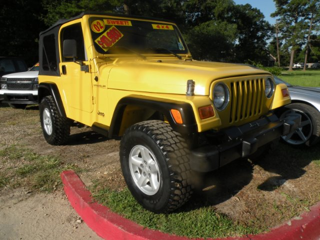 2002 Jeep Wrangler for sale in Denham Springs LA
