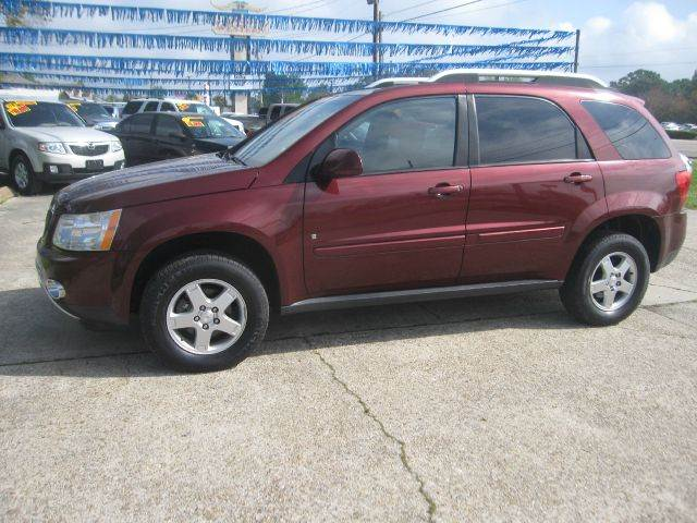 2007 PONTIAC TORRENT BASE 4DR SUV burgundy what a rare find only 68000 miles on her and it shows