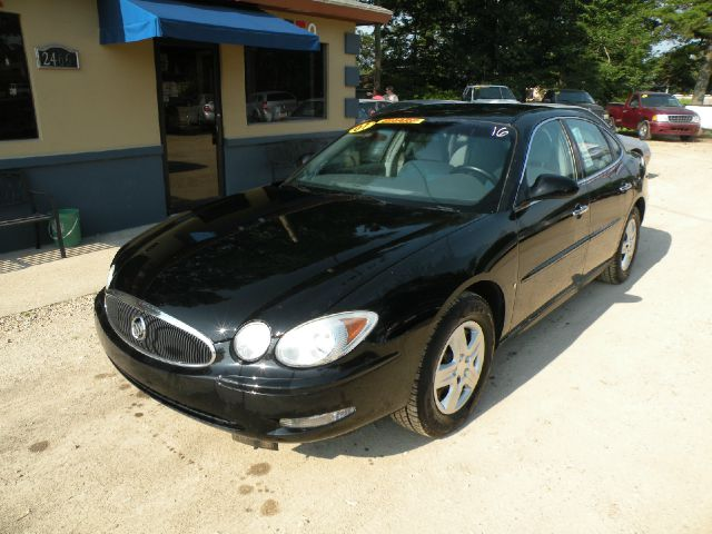 2007 BUICK LACROSSE CX 4DR SEDAN black abs - 4-wheel air filtration airbag deactivation - occup