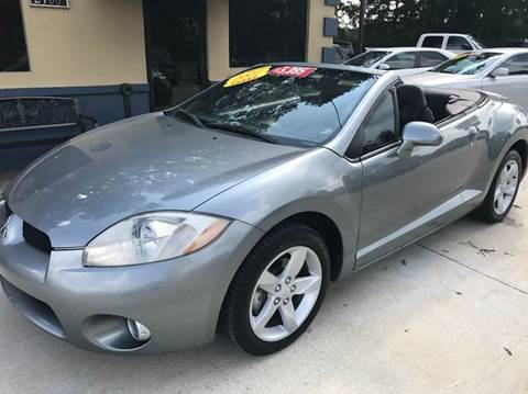 2007 Mitsubishi Eclipse Spyder for sale in Denham Springs, LA