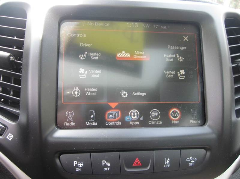 2016 Jeep Cherokee 4x4 Limited 4dr SUV - Whitehall PA