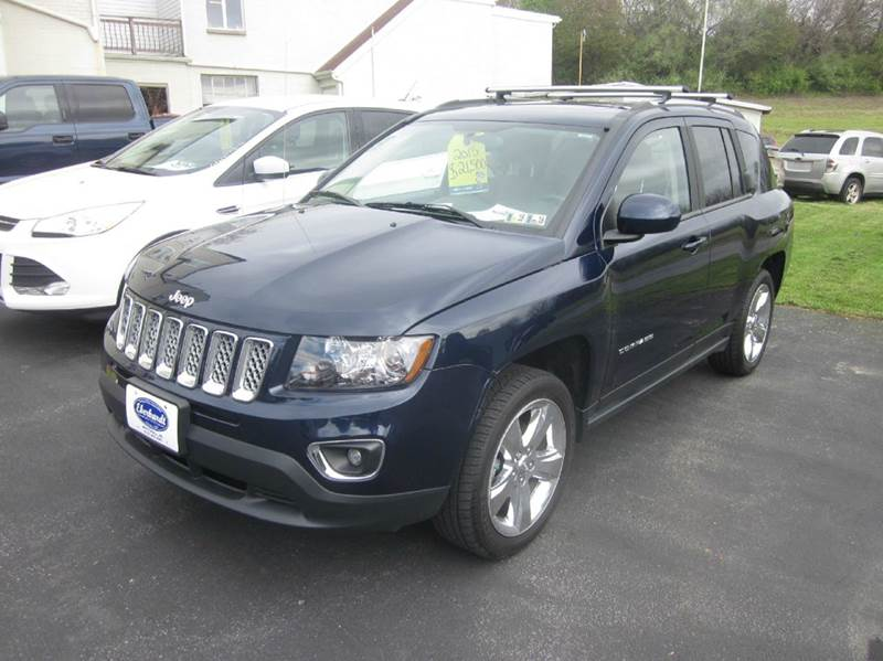 2015 Jeep Compass 4x4 Limited 4dr SUV - Whitehall PA