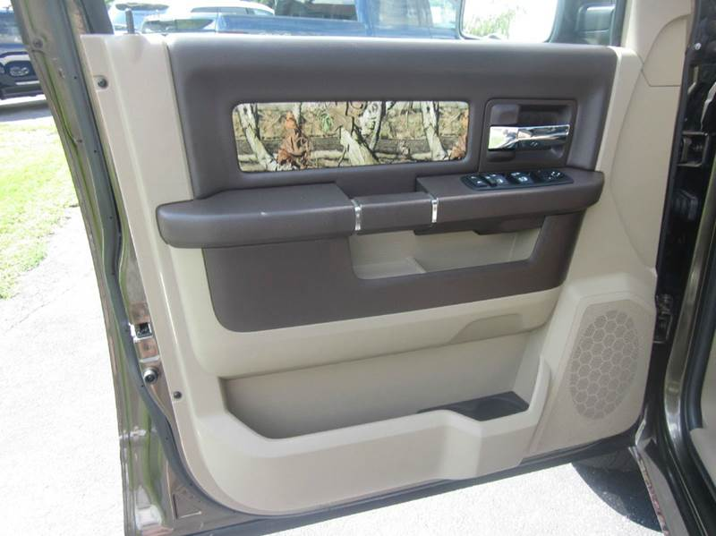 2012 RAM Ram Pickup 1500 4x4 Outdoorsman 4dr Crew Cab 5.5 ft. SB Pickup - Whitehall PA