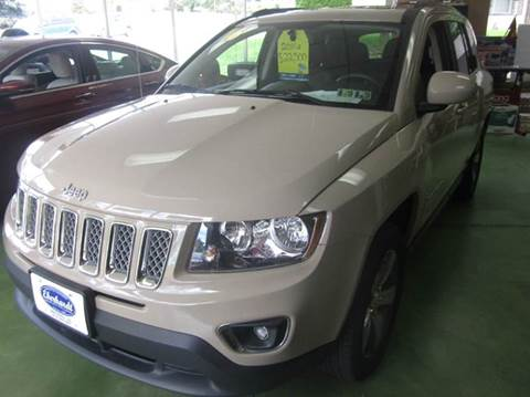 2016 Jeep Compass for sale in Whitehall, PA