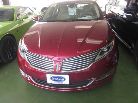 2014 Lincoln MKZ for sale in Whitehall, PA