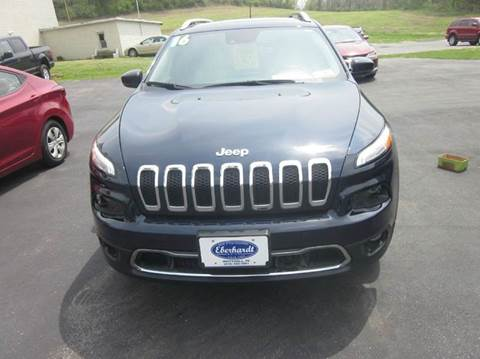 2016 Jeep Cherokee for sale in Whitehall, PA