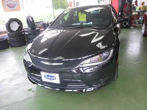 2015 Chrysler 200 for sale in Whitehall, PA