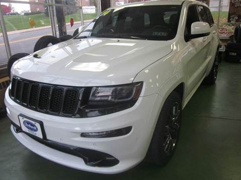 2014 Jeep Grand Cherokee for sale in Whitehall, PA