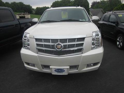 2012 Cadillac Escalade ESV for sale in Whitehall, PA