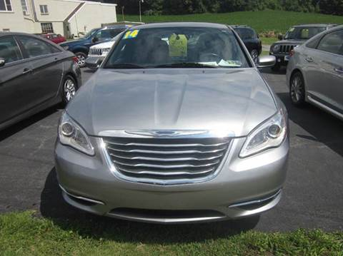 2014 Chrysler 200 for sale in Whitehall, PA