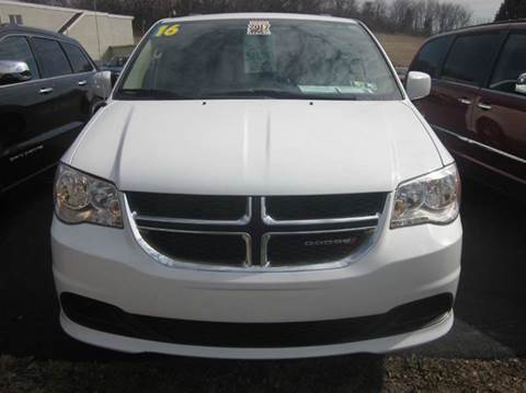 2016 Dodge Grand Caravan for sale in Whitehall, PA