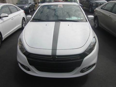2014 Dodge Dart for sale in Whitehall, PA