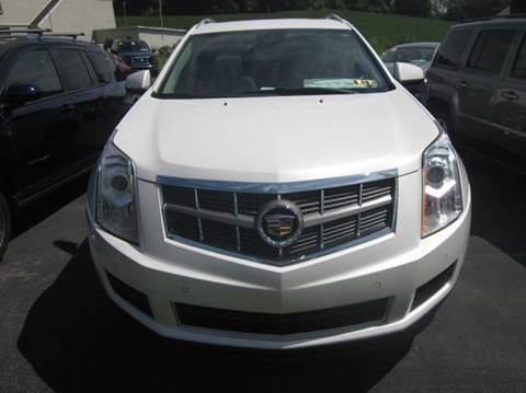 2012 Cadillac SRX for sale in Whitehall, PA