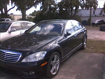 2007 Mercedes-Benz S-Class for sale in Palatka, FL