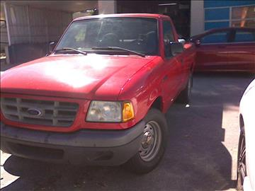 2001 Ford Ranger for sale in Palatka, FL
