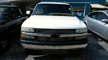 2002 Chevrolet Silverado 1500 for sale in Palatka, FL