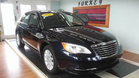 2011 Chrysler 200 for sale in La Fargeville, NY