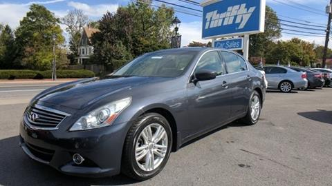 2012 Infiniti G37 Sedan for sale in Reisterstown, MD