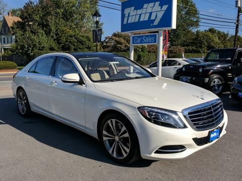 2015 Mercedes-Benz S-Class for sale in Reisterstown, MD