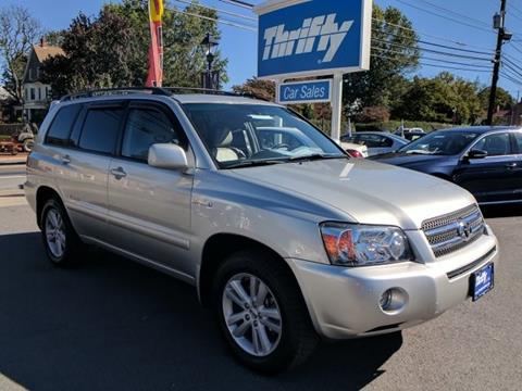 2007 Toyota Highlander Hybrid for sale in Reisterstown, MD