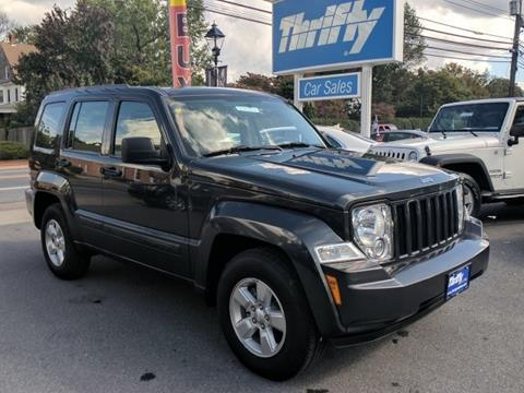 2011 Jeep Liberty for sale in Reisterstown, MD