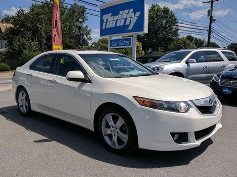 2010 Acura TSX for sale in Reisterstown, MD