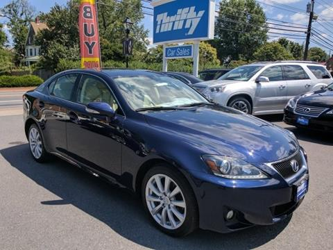 2012 Lexus IS 250 for sale in Reisterstown, MD