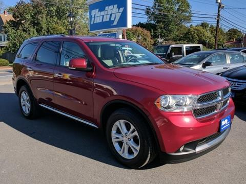 2013 Dodge Durango for sale in Reisterstown, MD