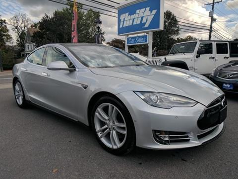 2015 Tesla Model S for sale in Reisterstown, MD