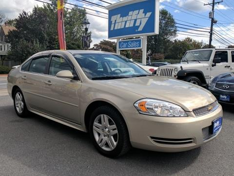 2012 Chevrolet Impala for sale in Reisterstown, MD