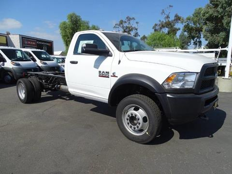2018 RAM Ram Chassis 5500 for sale in Anaheim, CA