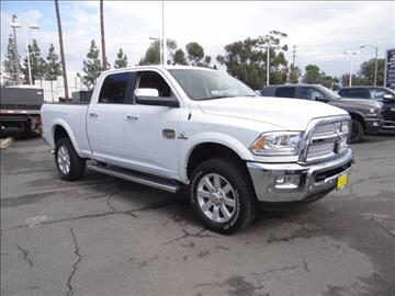 2016 RAM Ram Pickup 2500 for sale in Anaheim, CA