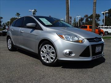 2012 Ford Focus for sale in Anaheim, CA