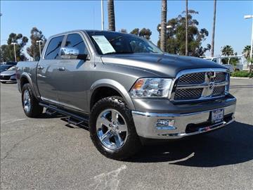 2012 RAM Ram Pickup 1500 for sale in Anaheim, CA
