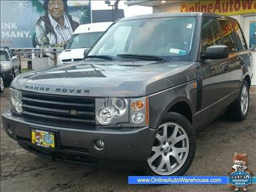 2005 Land Rover Range Rover for sale in Akron, OH