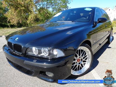 2000 BMW M5 for sale in Akron, OH